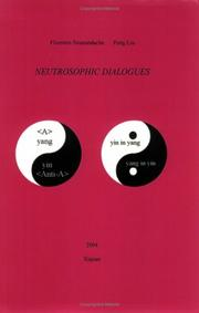 Cover of: Neutrosophic Dialogues