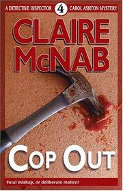 Cover of: Cop Out (Detective Inspector Carol Ashton Mystery Series)