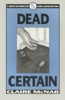 Cover of: Dead Certain (Detective Inspector Carol Ashton Mysteries)