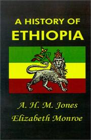 Cover of: The History of Ethiopia
