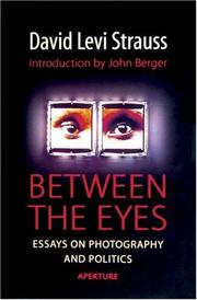Cover of: Between the Eyes