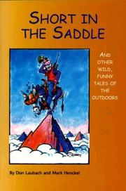 Cover of: Short in the Saddle