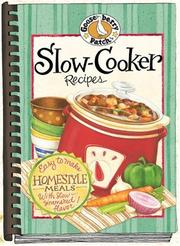 Cover of: Slow-Cooker Recipes