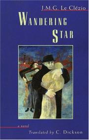 Cover of: Wandering Star