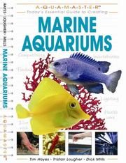 Cover of: Marine Aquariums