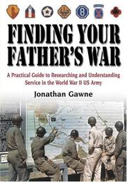 Cover of: FINDING YOUR FATHER'S WAR