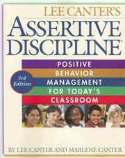 Cover of: Assertive Discipline, Third Edition