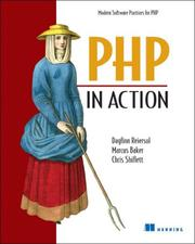 Cover of: PHP in Action: Objects, Design, Agility