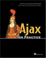 Cover of: Ajax in Practice