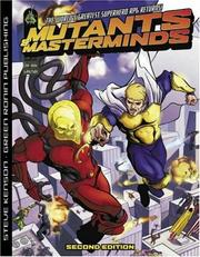 Cover of: Mutants & Masterminds