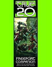 Cover of: True20 Freeport Companion