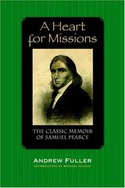 Cover of: A Heart for Missions