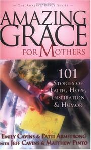 Cover of: Amazing Grace for Mothers