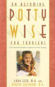 Cover of: Pottywise for Toddlers