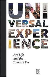 Cover of: Universal Experience: Art, Life, And The Tourist'S Eye