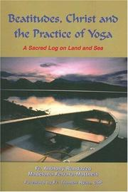 Cover of: Beatitudes,christ and the Practice of Yoga