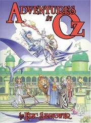 Cover of: Adventures in Oz: Ozma of Oz and the Marvelous Land of Oz