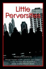 Cover of: Little Perversities