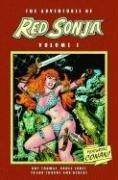 Cover of: The Adventures of Red Sonja, Vol. 1 (Marvel)
