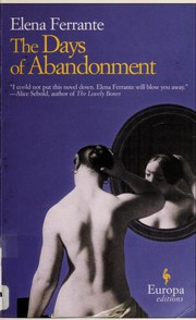 Cover of: The Days of Abandonment