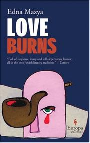Cover of: Love Burns