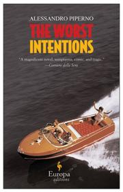 Cover of: The Worst Intentions