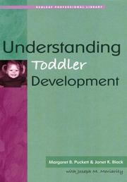 Cover of: Understanding Toddler Development (Redleaf Professional Library)