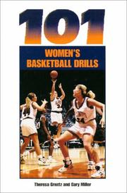 Cover of: 101 Women's Basketball Drills