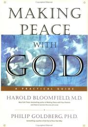 Cover of: Making Peace with God