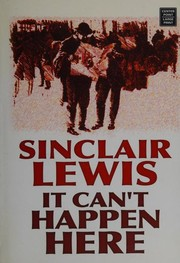 Cover of: It Can't Happen Here (Readers Circle Series)