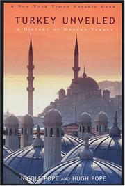 Cover of: Turkey Unveiled