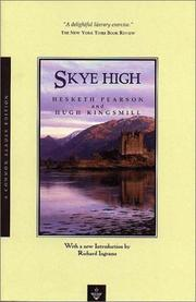 Cover of: Skye High