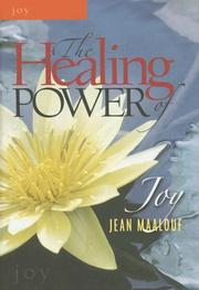Cover of: The Healing Power of Joy (The Healing Power Series) (The Healing Power Series)