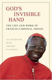 Cover of: God's Invisible Hand