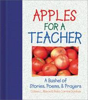 Cover of: Apples for a Teacher