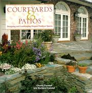 Cover of: Courtyards & Patios
