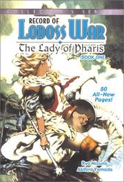 Cover of: Record Of Lodoss War - The Lady Of Pharis Collector's Edition Book 2 (Record of Lodoss War (Graphic Novels))