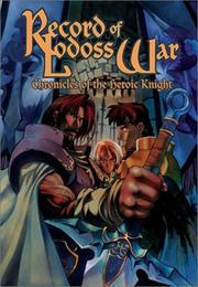 Cover of: Record Of Lodoss War Chronicles Of The Heroic Knight Book 6 (Record of Lodoss War (Graphic Novels))