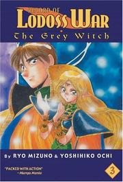 Cover of: Record Of Lodoss War