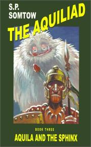 Cover of: Aquila and the Sphinx (Aquiliad)