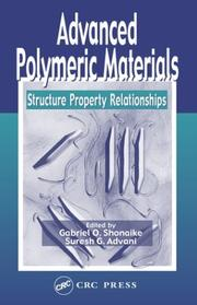 Cover of: Advanced Polymeric Materials