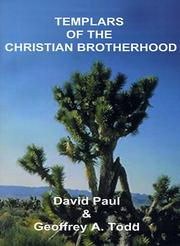 Cover of: Templars of the Christian Brotherhood