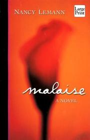 Cover of: Malaise