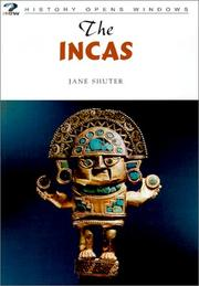 Cover of: The Incas (History Opens Windows)