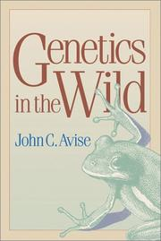 Cover of: Genetics in the Wild