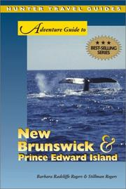 Cover of: Adventure Guide to New Brunswick & Prince Edward Island