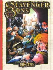 Cover of: Scavenger Sons (Exalted)