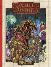Cover of: Games of Divinity