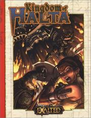Cover of: Kingdom of Halta (Exalted)