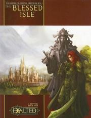 Cover of: The Blessed Isle (Compass of Celestial Directions)